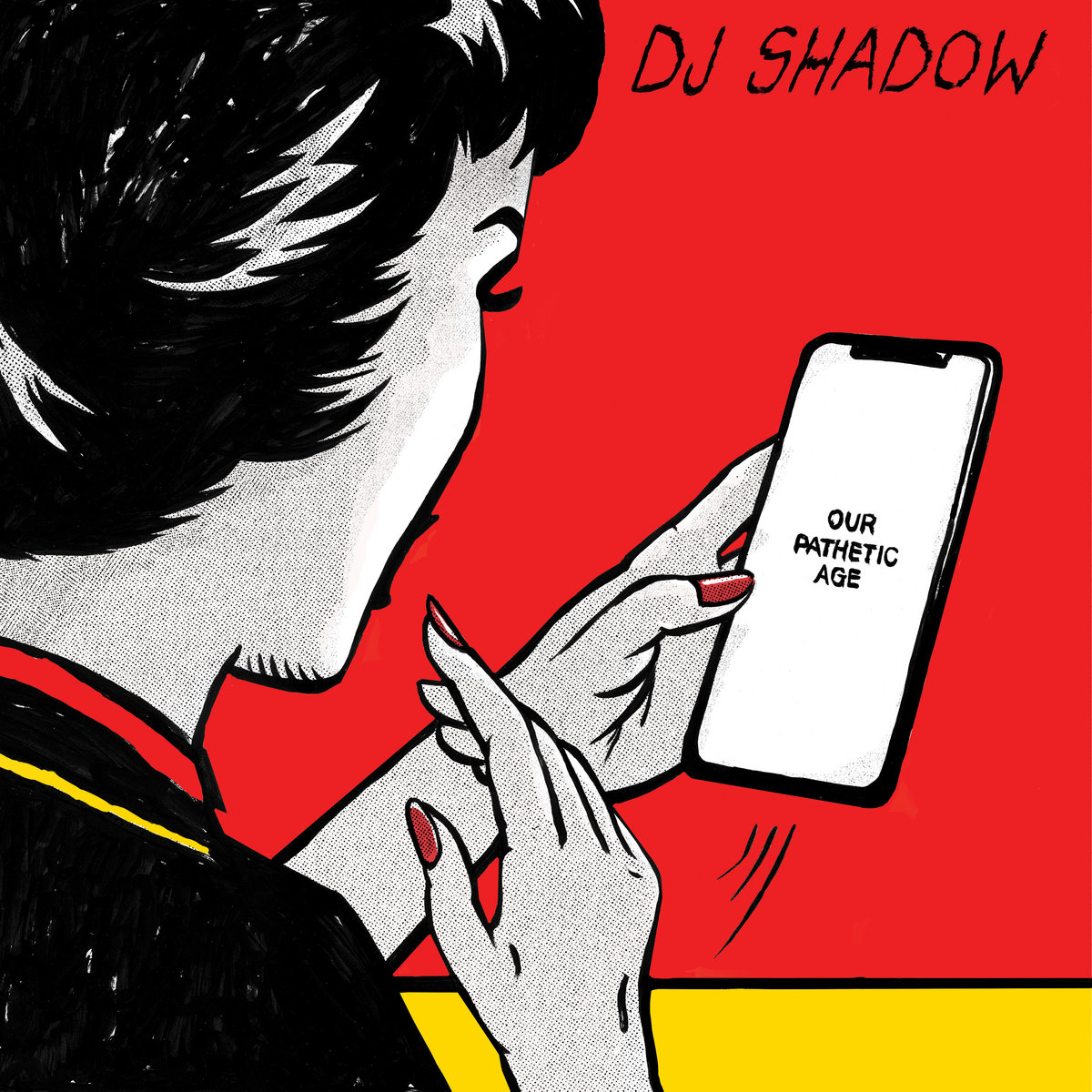 """DJ Shadow – Our Pathetic Age + 12"""""""