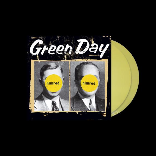 Green Day - Nimrod - LTD Edition Yellow