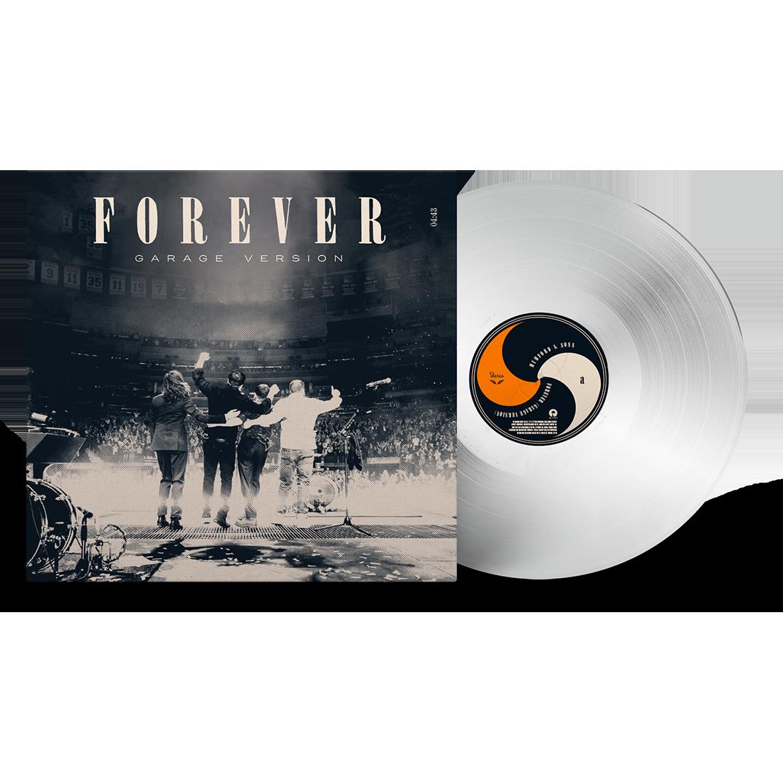 Mumford & Sons – Forever (Garage Version) White Vinyl