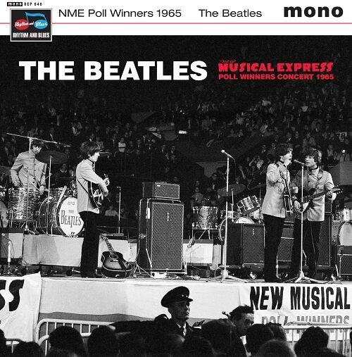 The Beatles – NME Poll Winners 1964 LTD Red Vinyl