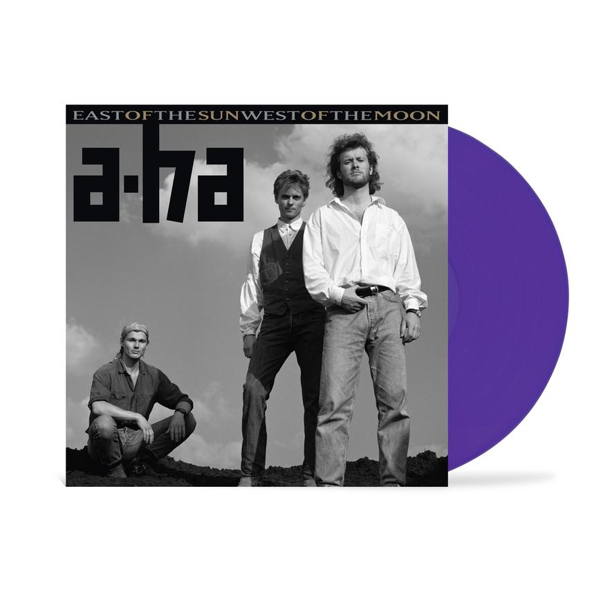 A-Ha - East Of The Sun West Of The Moon Velvet Purple Vinyl (National Album Day)
