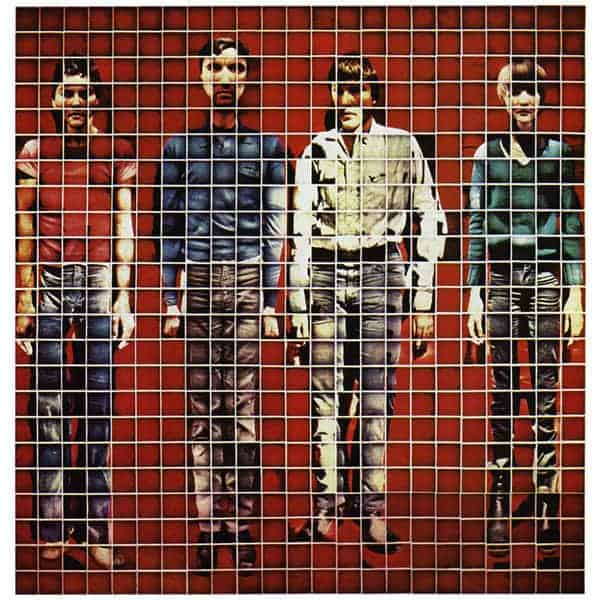Talking Heads - More Songs About Buildings And Food Translucent Red Vinyl (Roctober)