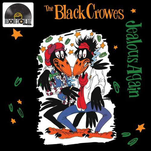 Black Crowes - Jealous Again