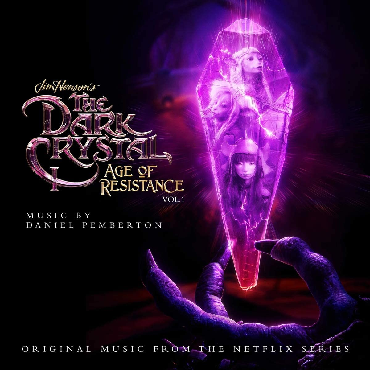 Daniel Pemberton - The Dark Crystal: Age Of Resistance Vol. 1 (Ltd RSD 2020 LP)