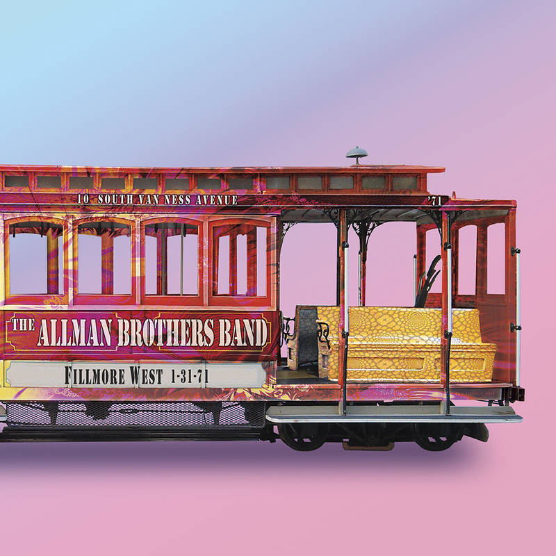 Allman Brothers Band - Fillmore West (1-31-71)