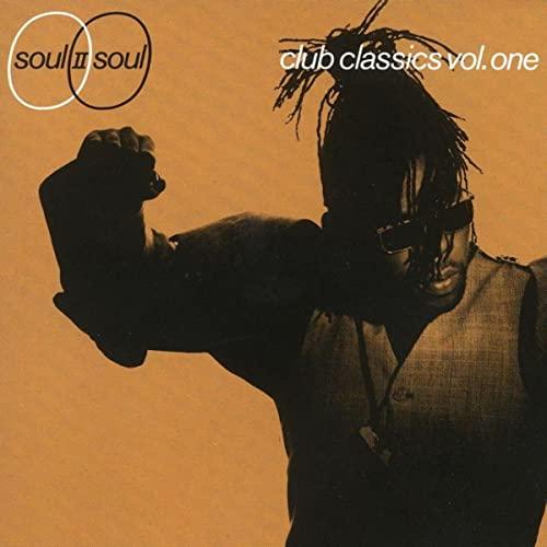 Soul II Soul - Club Classics Vol 1 Limited Edition Gold and Black Vinyl
