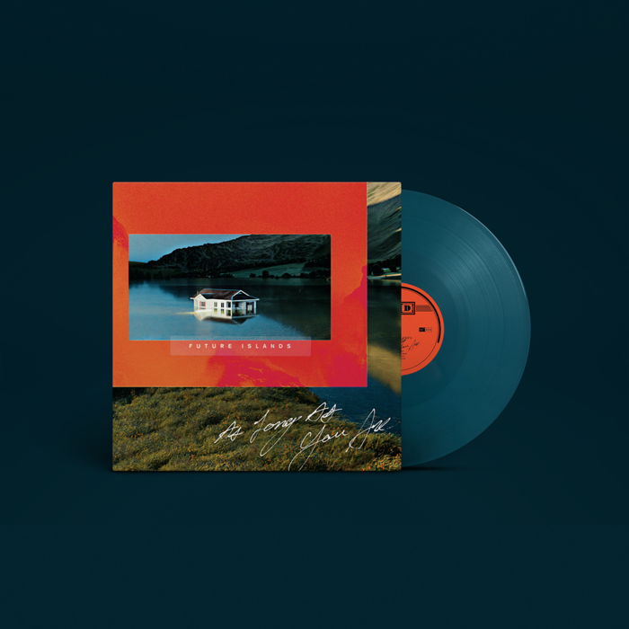 Future Islands - As Long As You Are Limited Edition Petrol Blue Vinyl