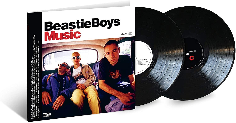 Beastie Boys - Beastie Boys Music 2LP Greatest Hits