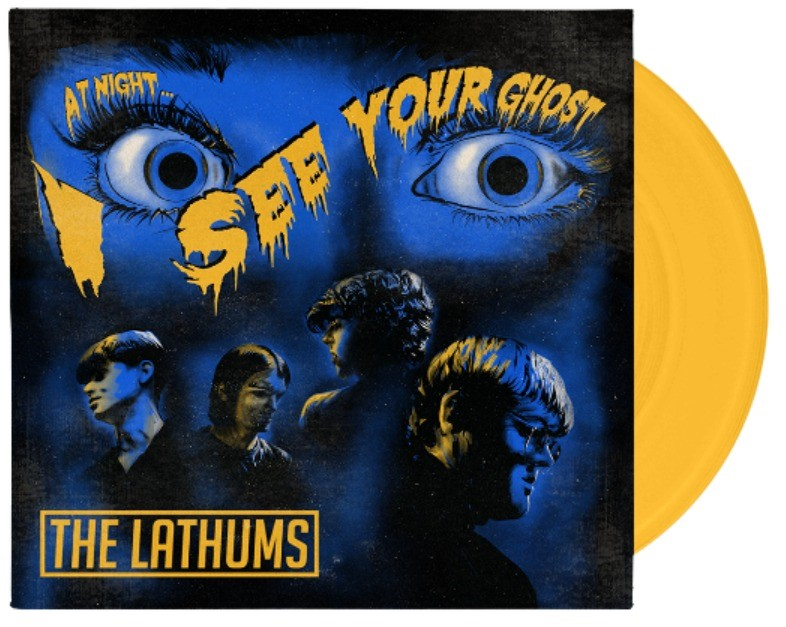 """The Lathums - I See Your Ghost Limited Edition 7"""" Yellow Vinyl"""