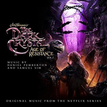 Daniel Pemberton & Samuel Sim - The Dark Crystal: Age of Resistance Vol. 2 (Ltd RSD 2020 LP)