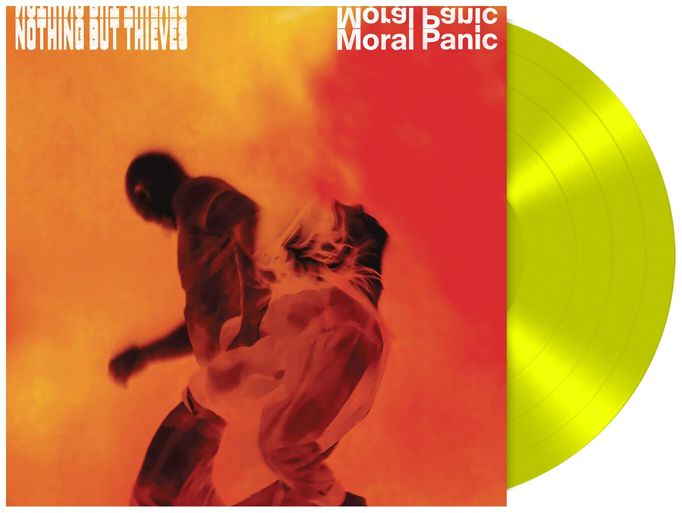 Nothing But Thieves - Moral Panic Limited Edition Neon Yellow Vinyl