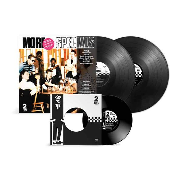 """The Specials - More Specials 40th Anniversary Half-Speed Master Edition 2LP+7"""""""