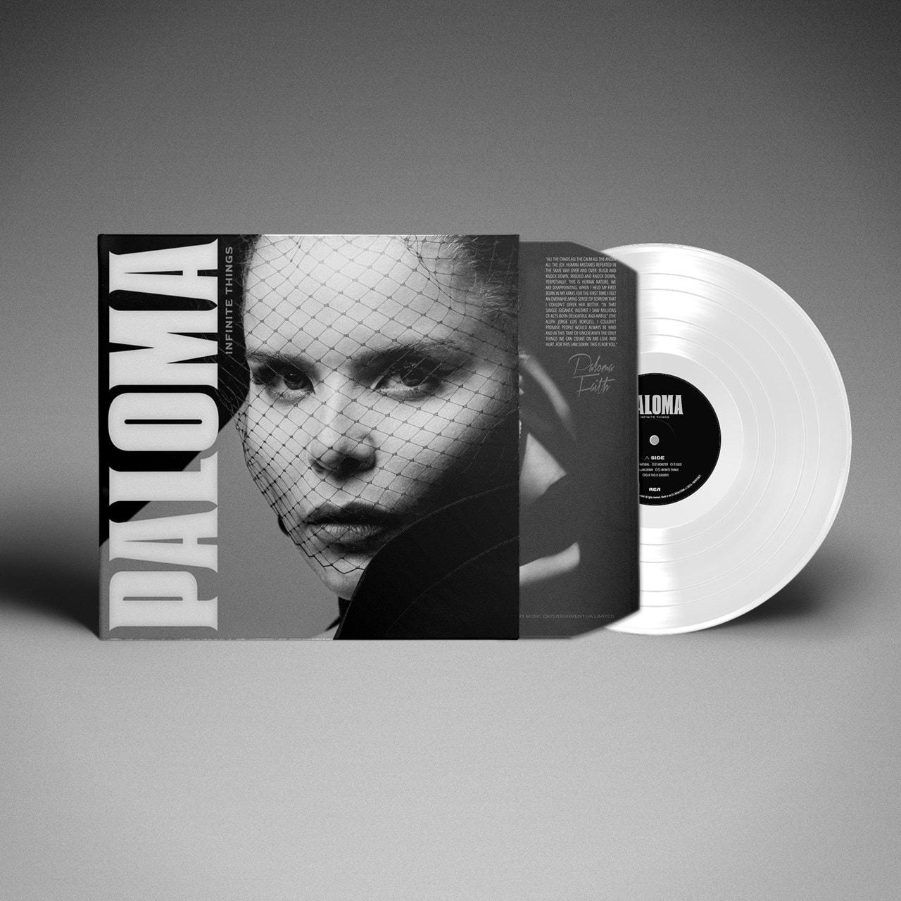 Paloma Faith - Infinite Things Limited Edition White Vinyl