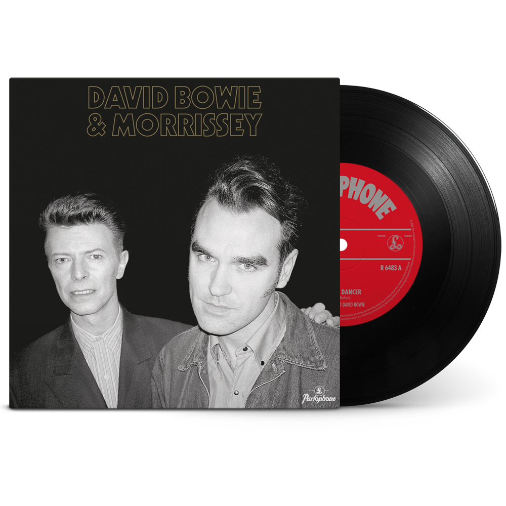 Morrissey + David Bowie - Cosmic Dancer/That's Entertainment Limited Edition 7""