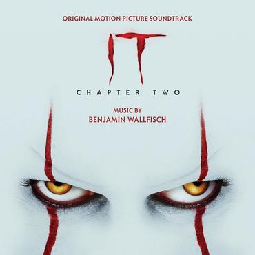 Benjamin Wallfisch - OST IT Chapter Two Limited Edition Opaque Red Vinyl