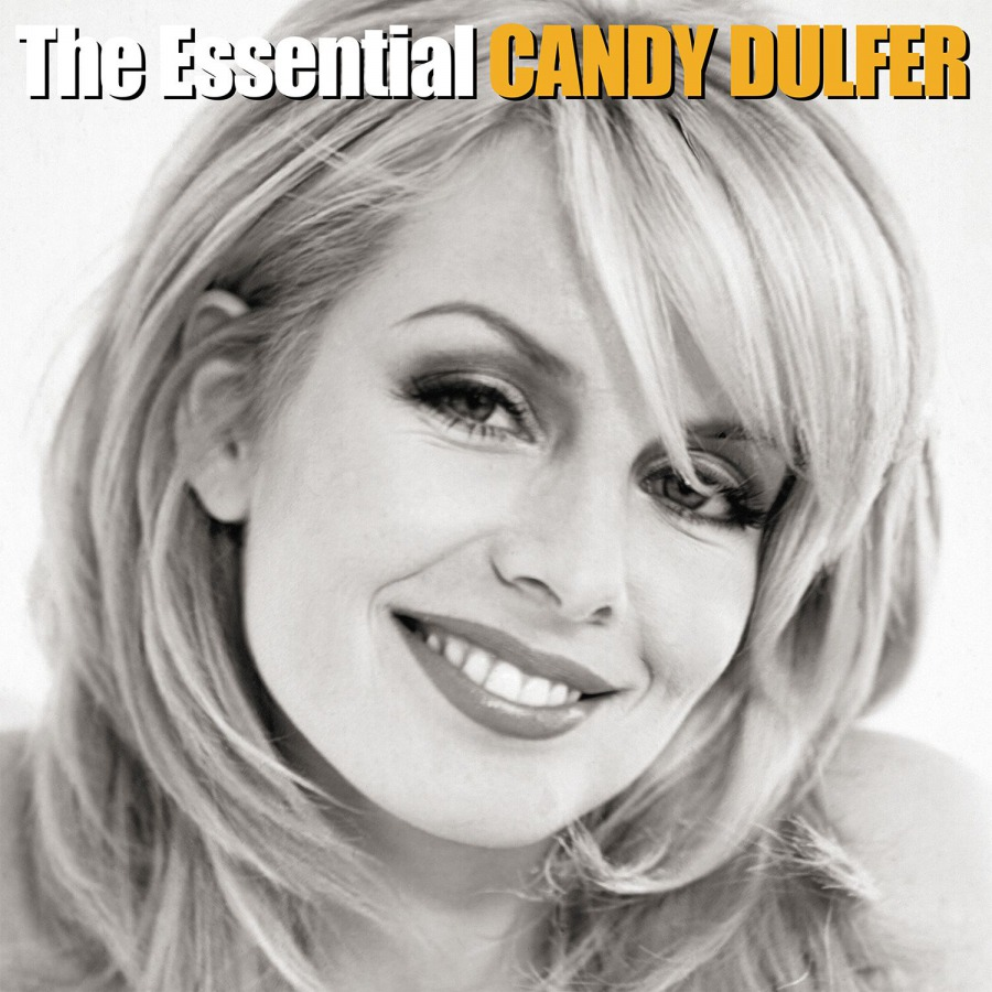 Candy Dulfer - The Essential Limited Edition Crystal Clear 2LP Vinyl 1500 Made