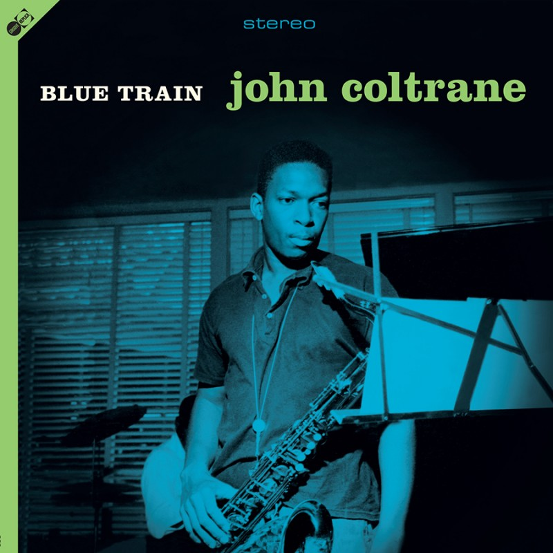 John Coltrane - Blue Train Vinyl + Lush Life CD