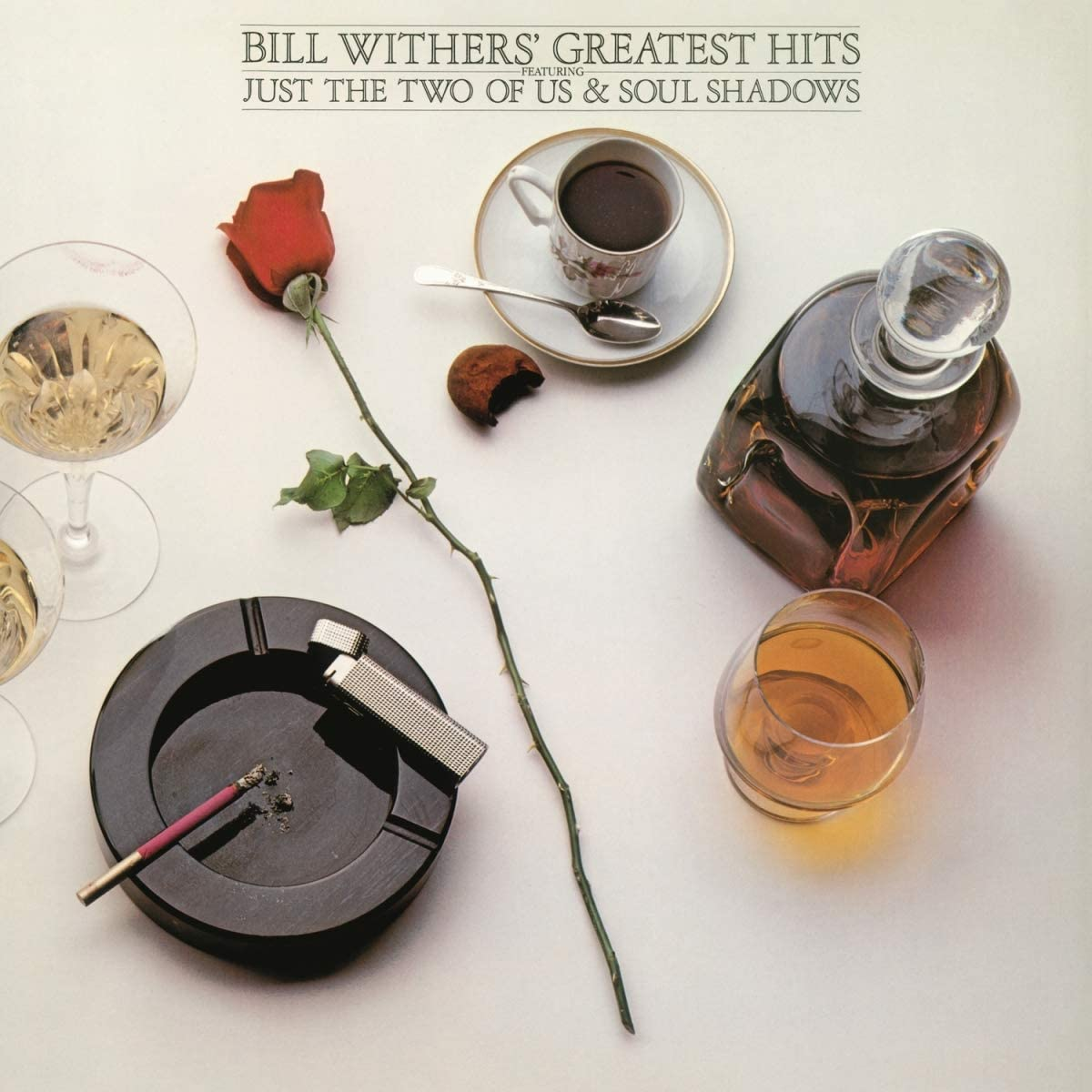 Bill Withers - Greatest Hits Just the Two of Us and Soul Shadows