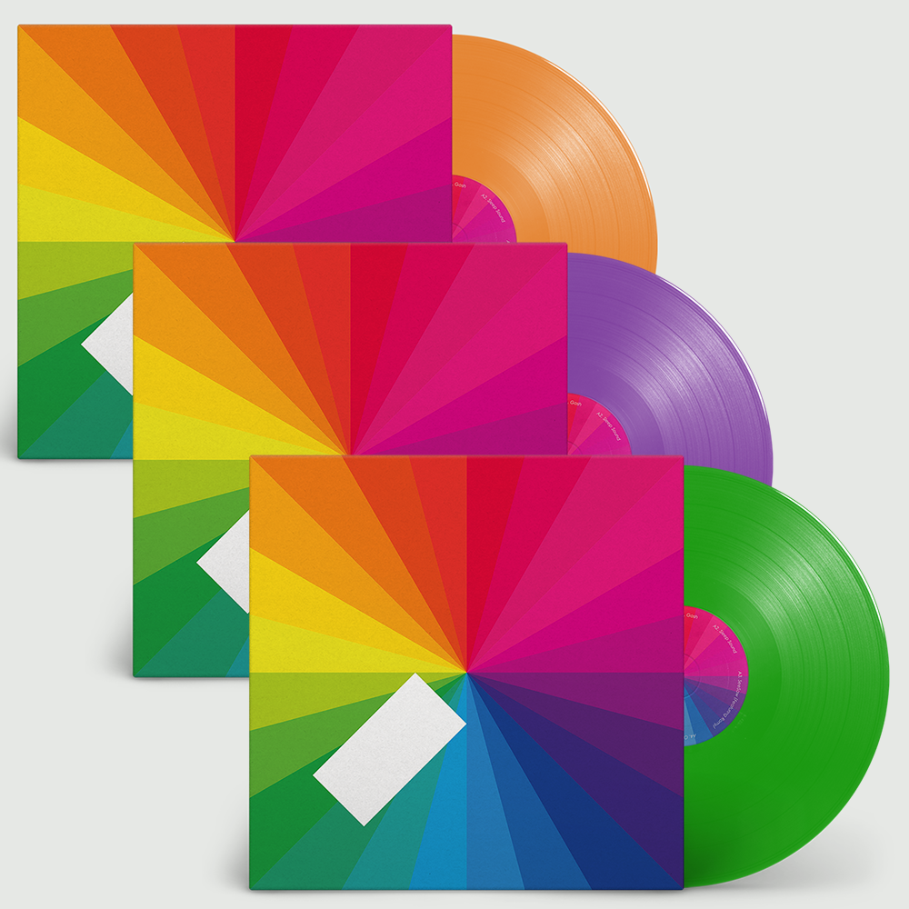Jamie XX - In Colour (Remastered) Limited Edition Random Coloured Vinyl (Orange, Purple or Green)