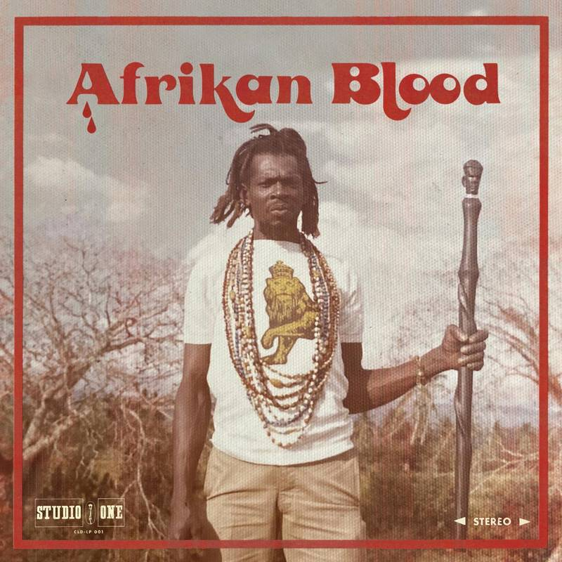 Various - Studio One - Afrikan Blood
