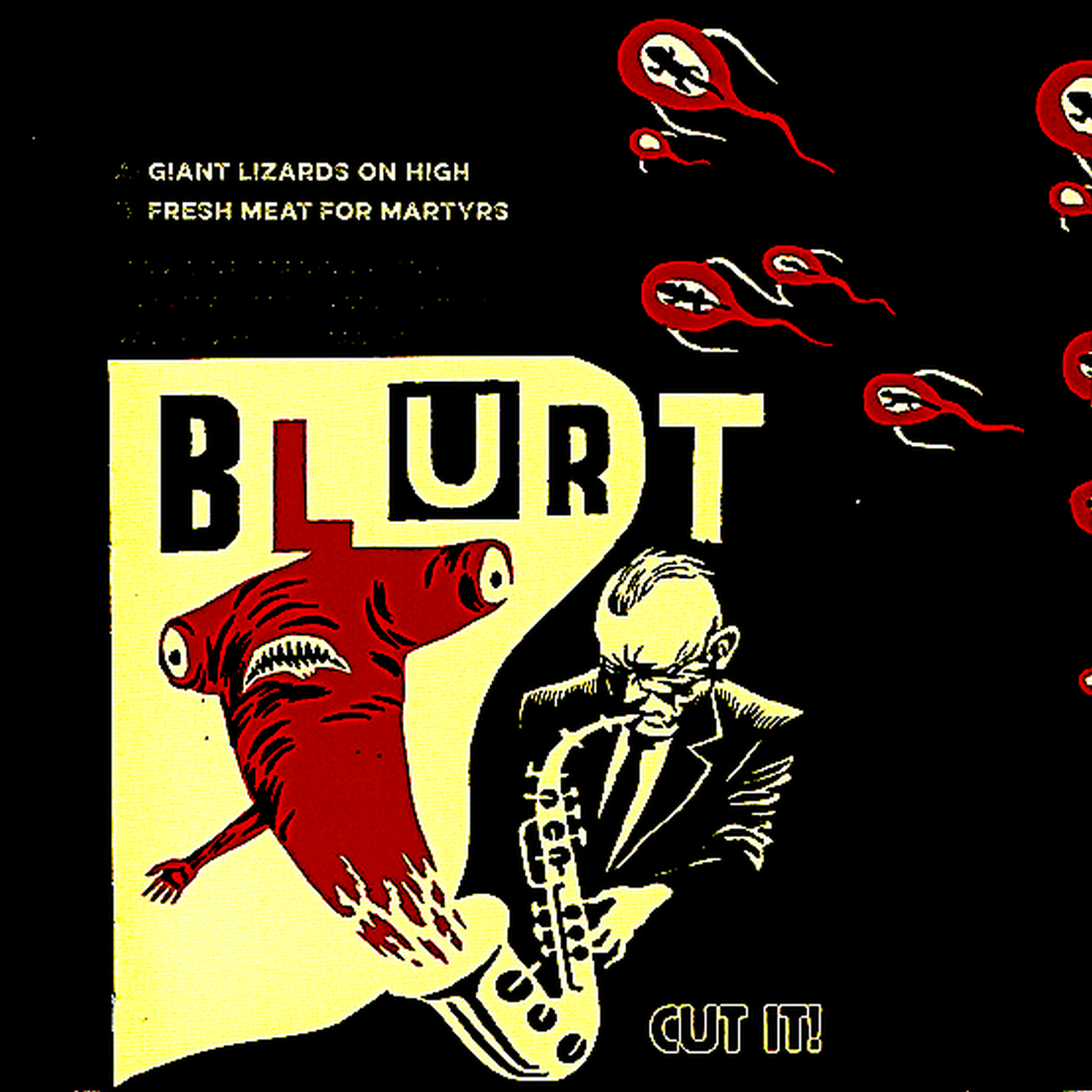 "Blurt - Black Friday 7"" Bundle"