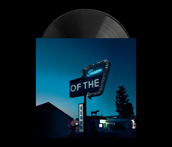 """Alexisonfire - Season Of The Flood 10"""" Vinyl"""