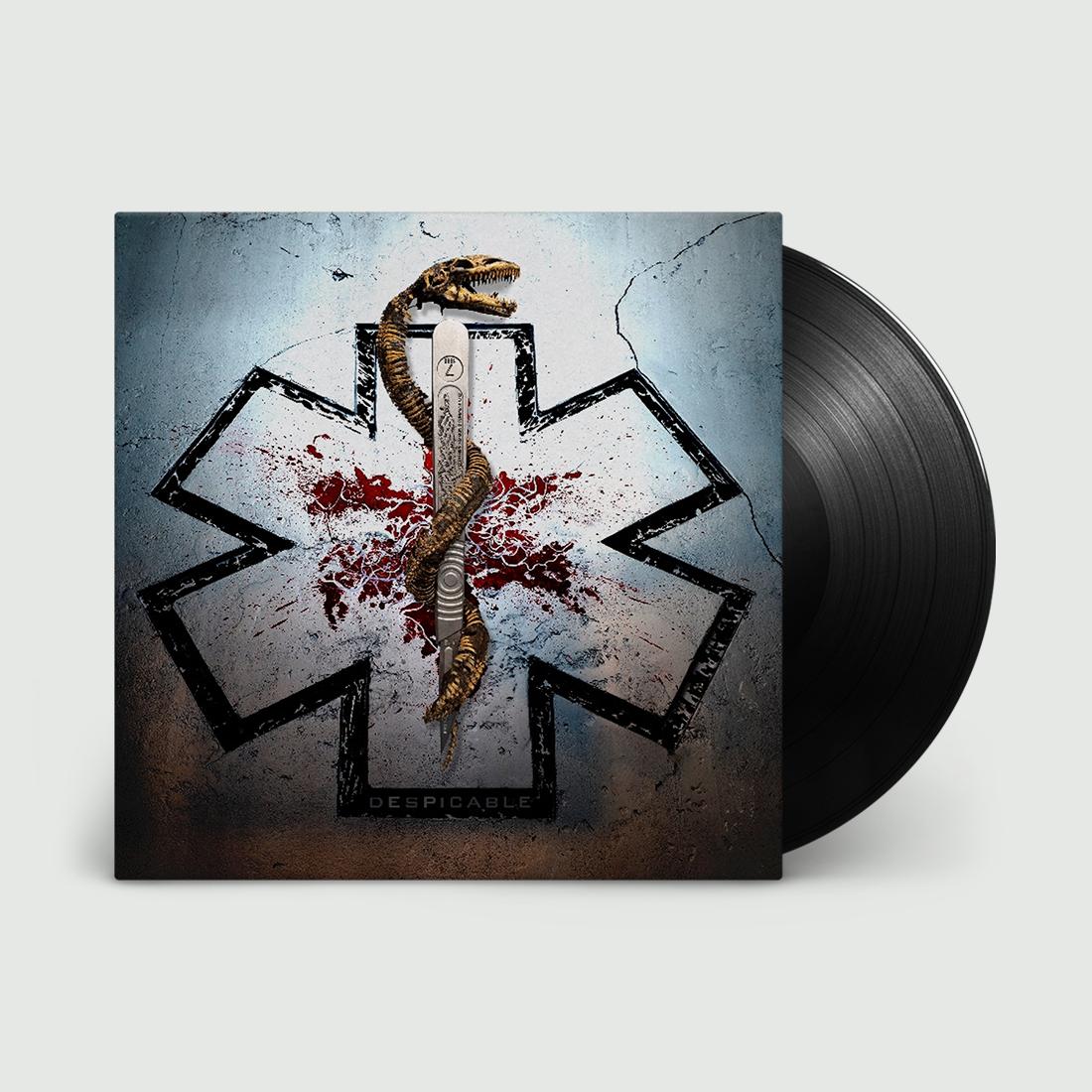 """Carcass - Despicable 10"""" Vinyl"""
