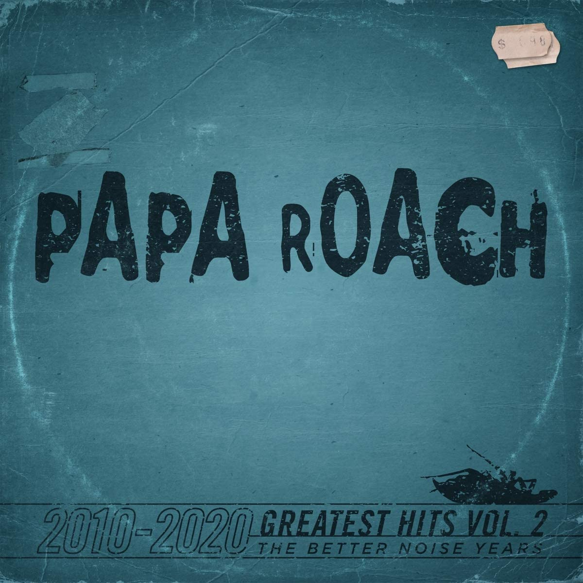 Papa Roach - Greatest Hits 2010-2020: The Better Noise Years - Volume 2