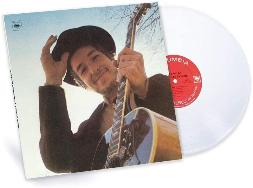 Bob Dylan - Nashville Skyline Limited Edition White Vinyl