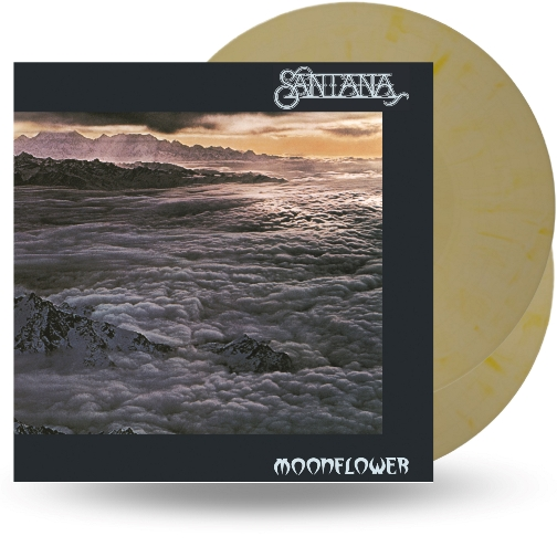 Santana - Moonflower Limited Edition Cream Vinyl