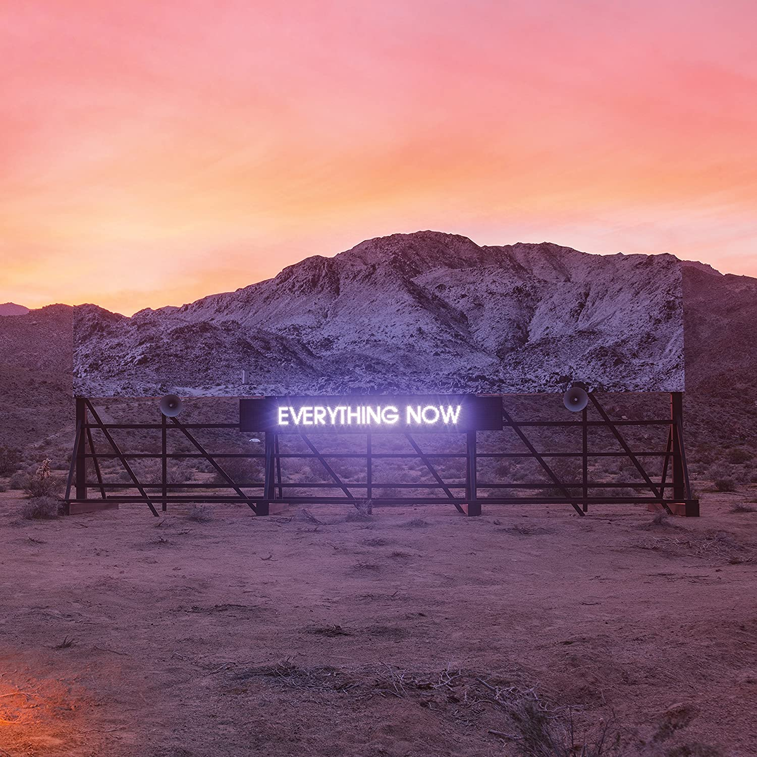 Arcade Fire - Everything Now Day Version