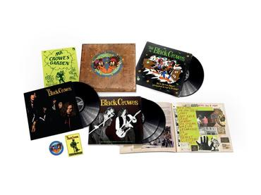 The Black Crowes - Shake Your Money Maker 30th Anniversary Super Deluxe 4LP Box Set