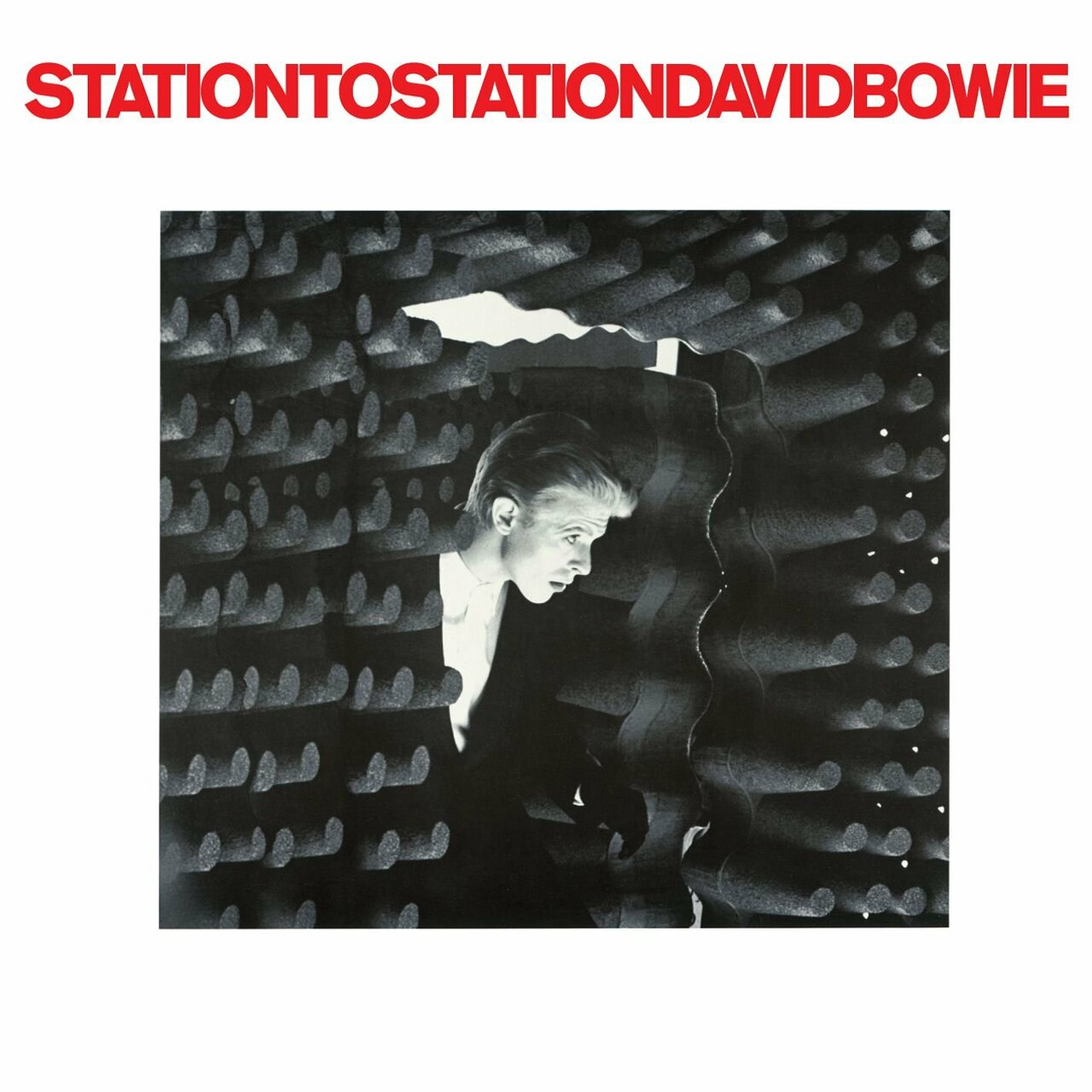 David Bowie - Station to Station Limited Edition 45th Anniversary Random Red and White Vinyl