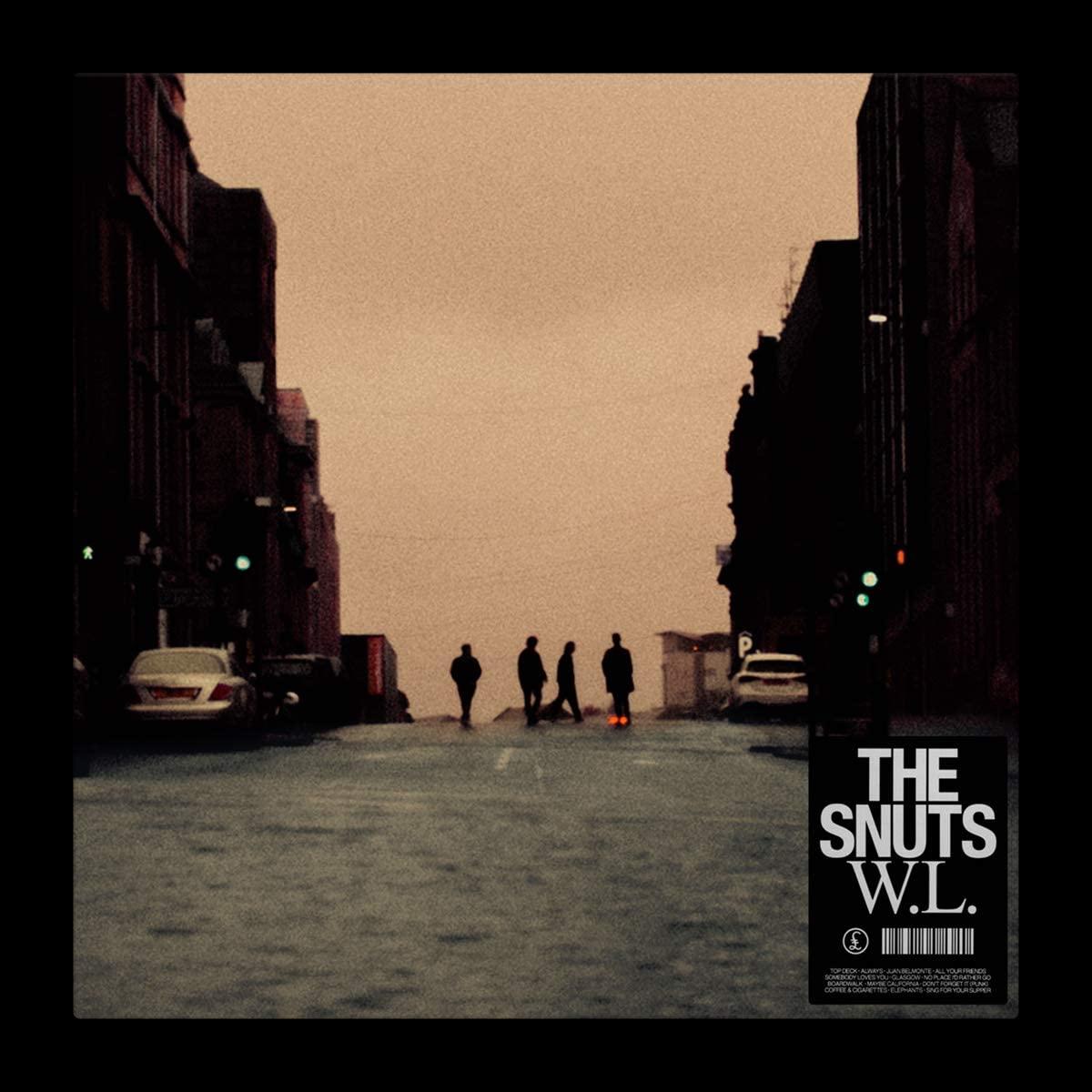 The Snuts - W.L. Limited Edition Brick Red Vinyl