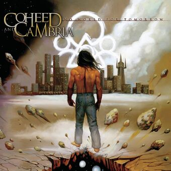 Coheed and Cambria - Good Apollo, I'm Burning Star IV, Volume Two: No World for Tomorrow Etched D-Side
