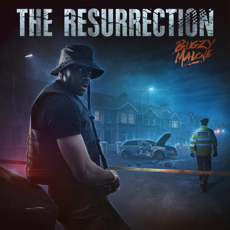 Bugzy Malone - The Resurrection Limited Edition Deluxe Vinyl