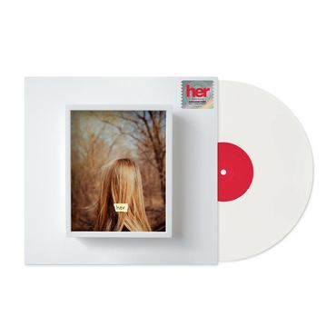Arcade Fire and Owen Pallett - OST: Her Limited Edition White Vinyl