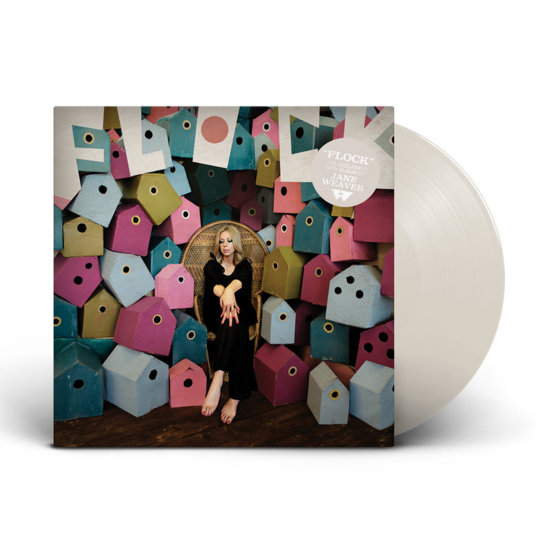 Jane Weaver - Flock Limited Edition Cream Vinyl