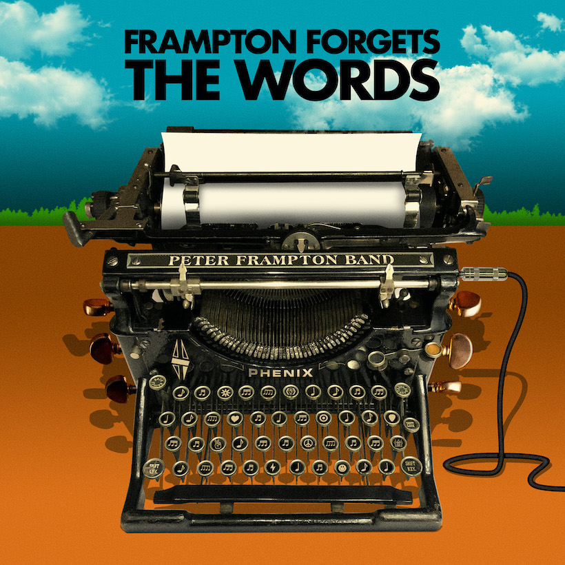 Peter Frampton - Peter Frampton Forgets The Words Deluxe Edition 2LP