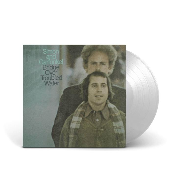 Simon and Garfunkel - Bridge Over Troubled Water Limited Edition Clear Vinyl