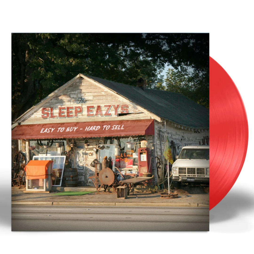 Joe Bonamassa - The Sleep Eazys: Easy to Buy, Hard to Sell Limited Edition Red Vinyl