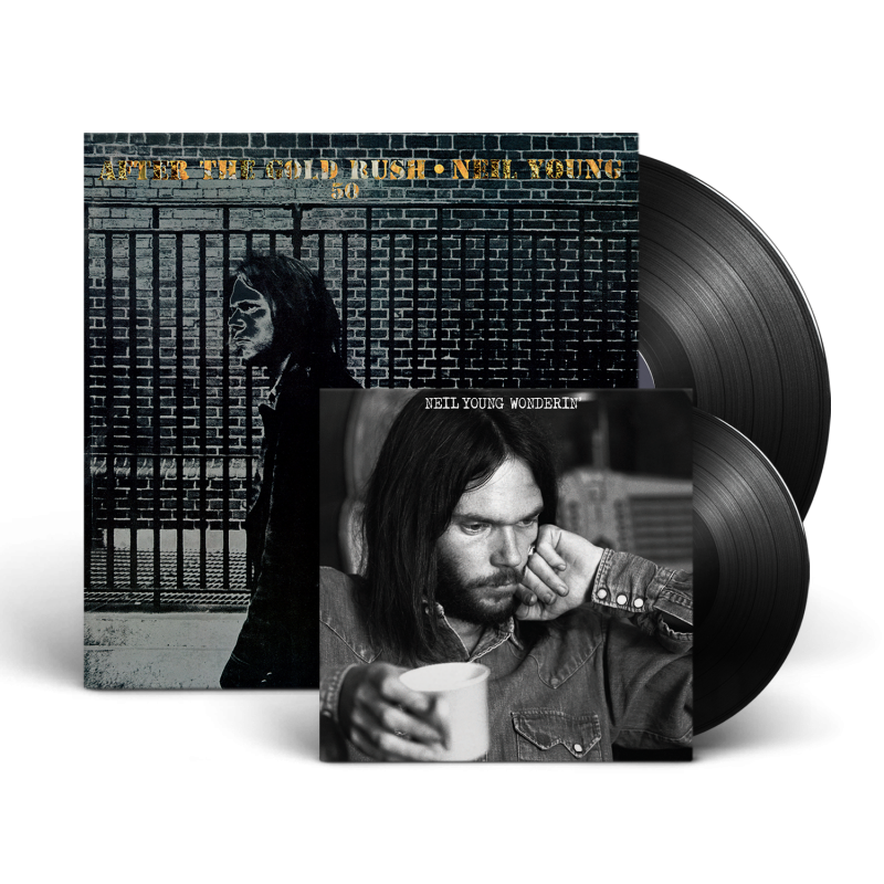 Neil Young - After The Gold Rush Limited Edition 50th Anniversary Box Set Numbered + 7""