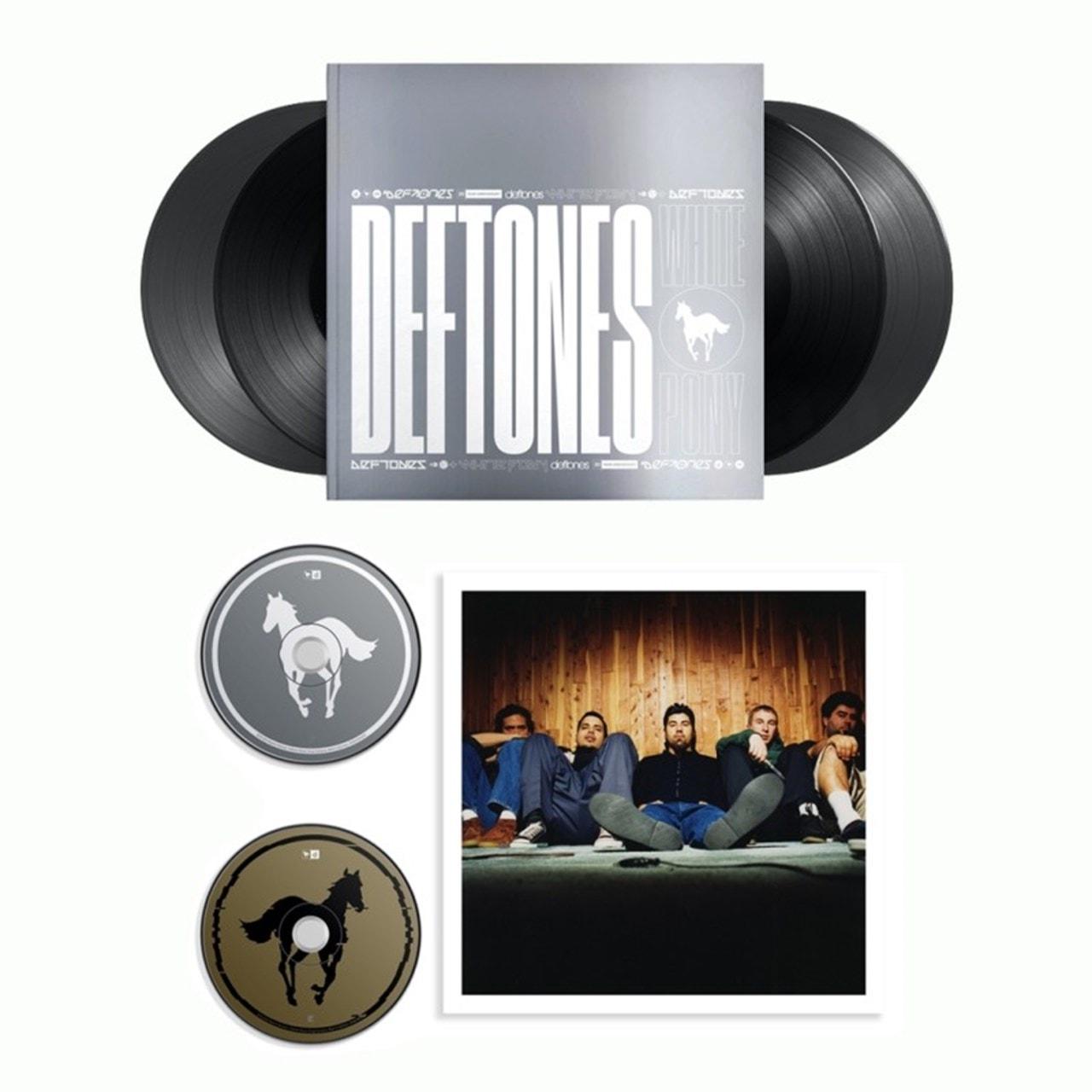 Deftones - White Pony 20th Anniversary LTD Super Deluxe Edition