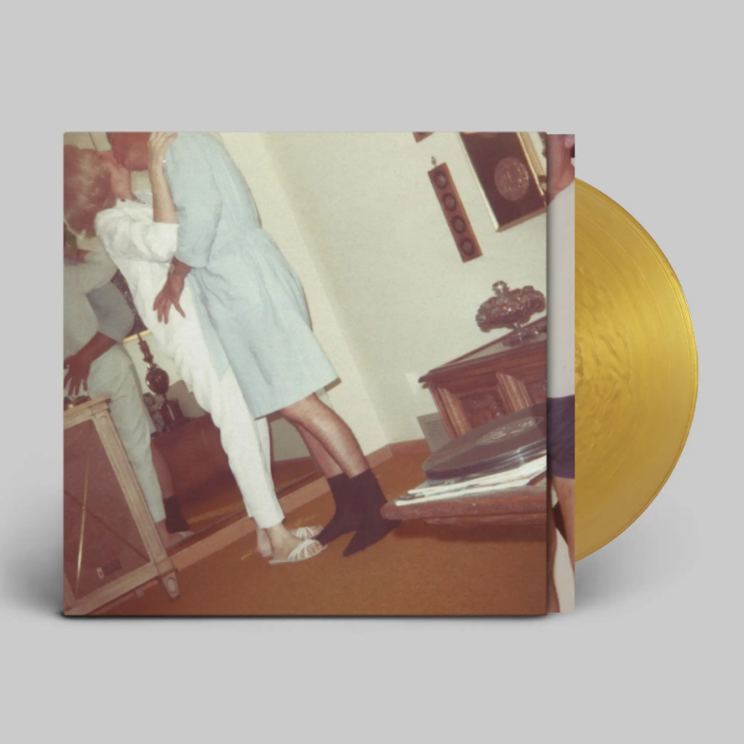 Death From Above 1979 - Is 4 Lovers Limited Edition Gold Vinyl