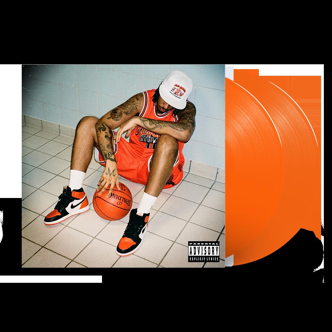 AJ Tracey - Flu Game Limited Edition Orange Vinyl