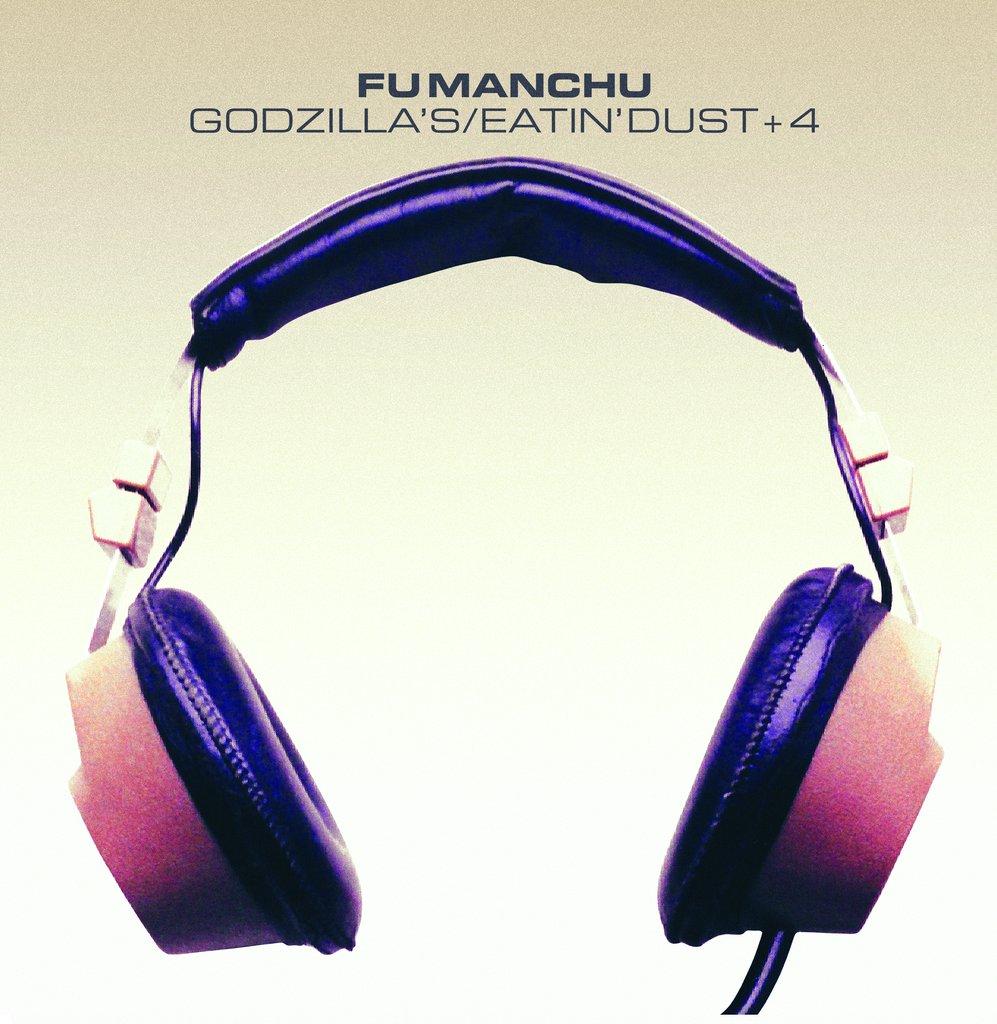 "Fu Manchu - Godzilla's / Eatin' Dust +4 Limited Edition 3x10"" Coloured Vinyl 2000 Made"