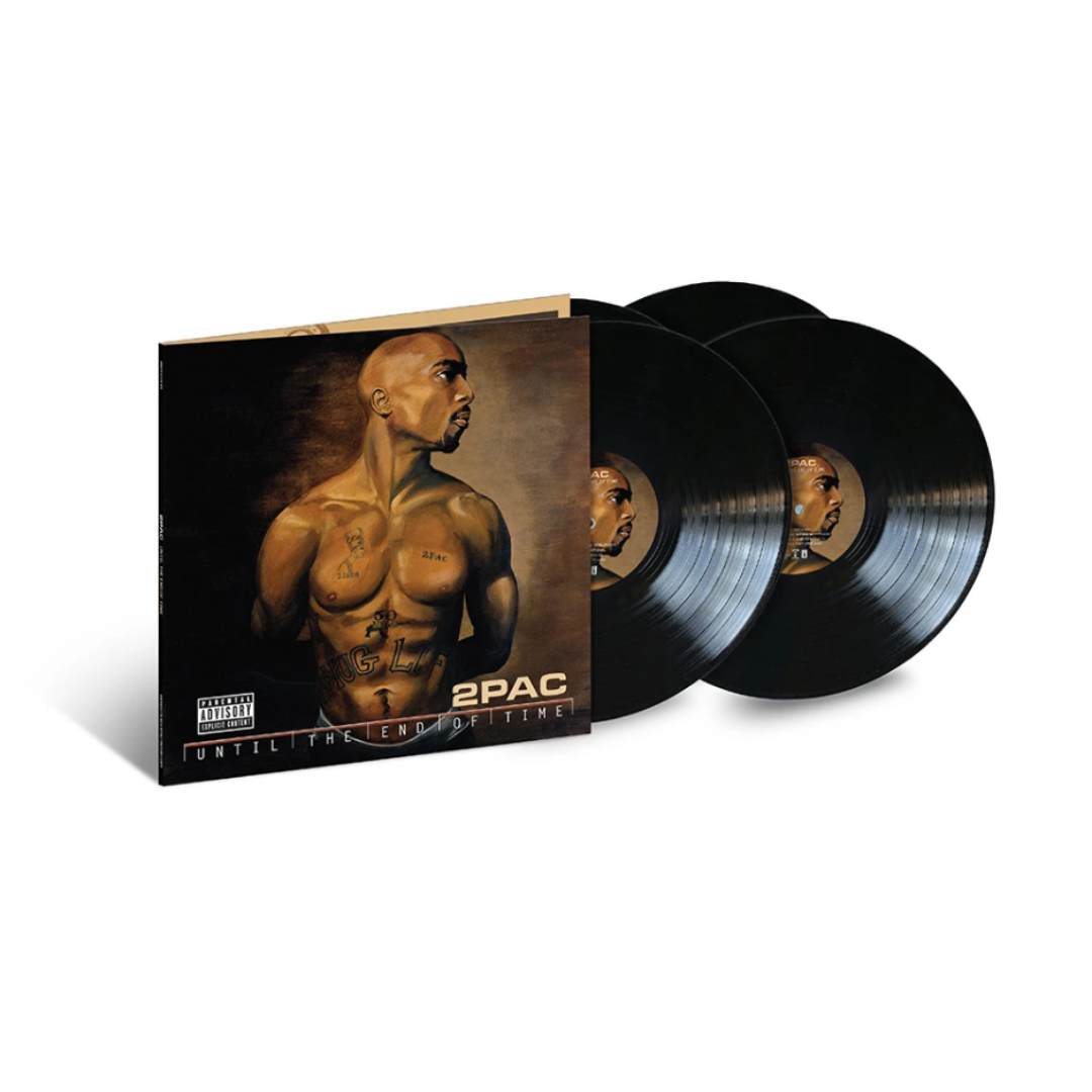 2Pac - Until the End Of Time 4LP