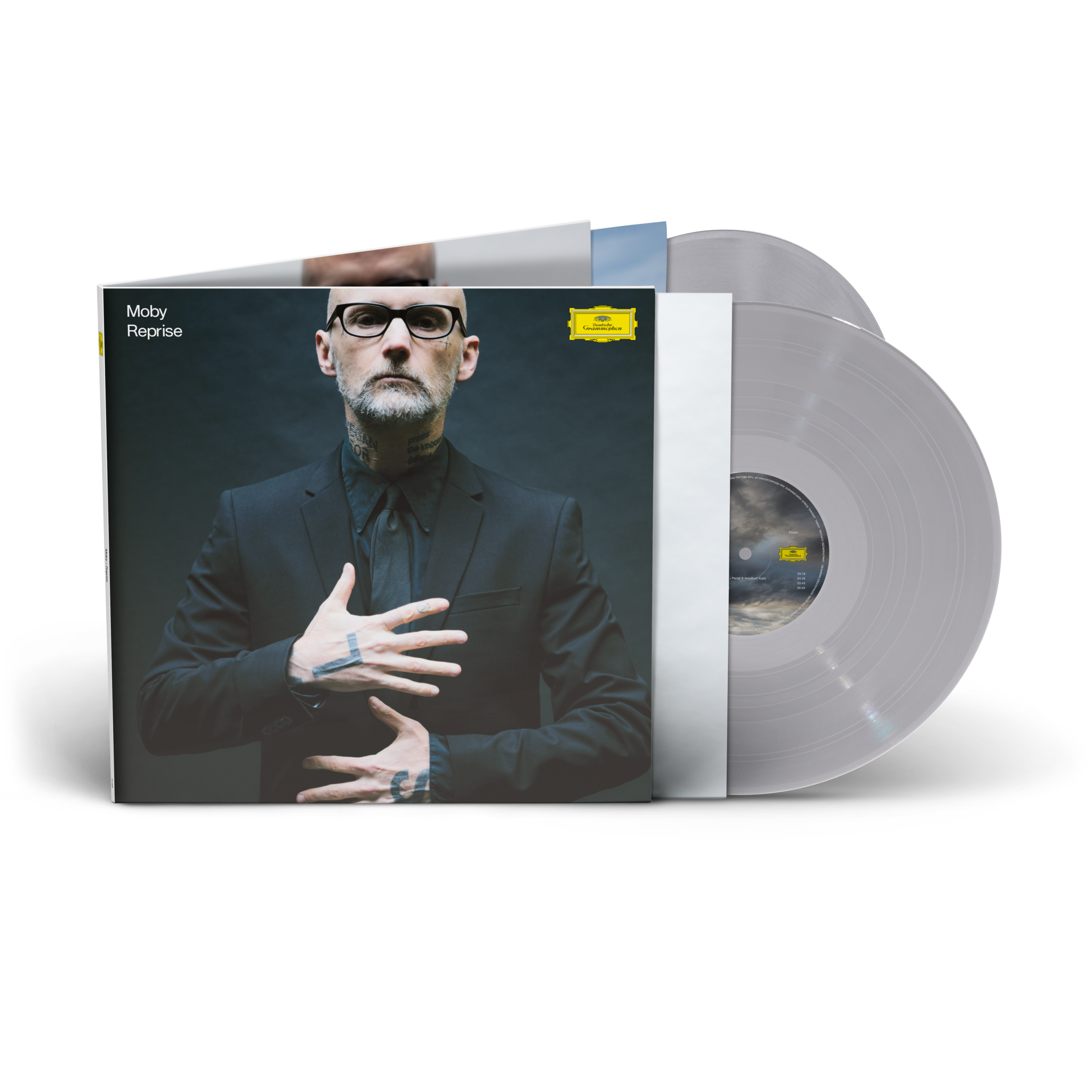 Moby - Reprise Limited Edition Grey Vinyl