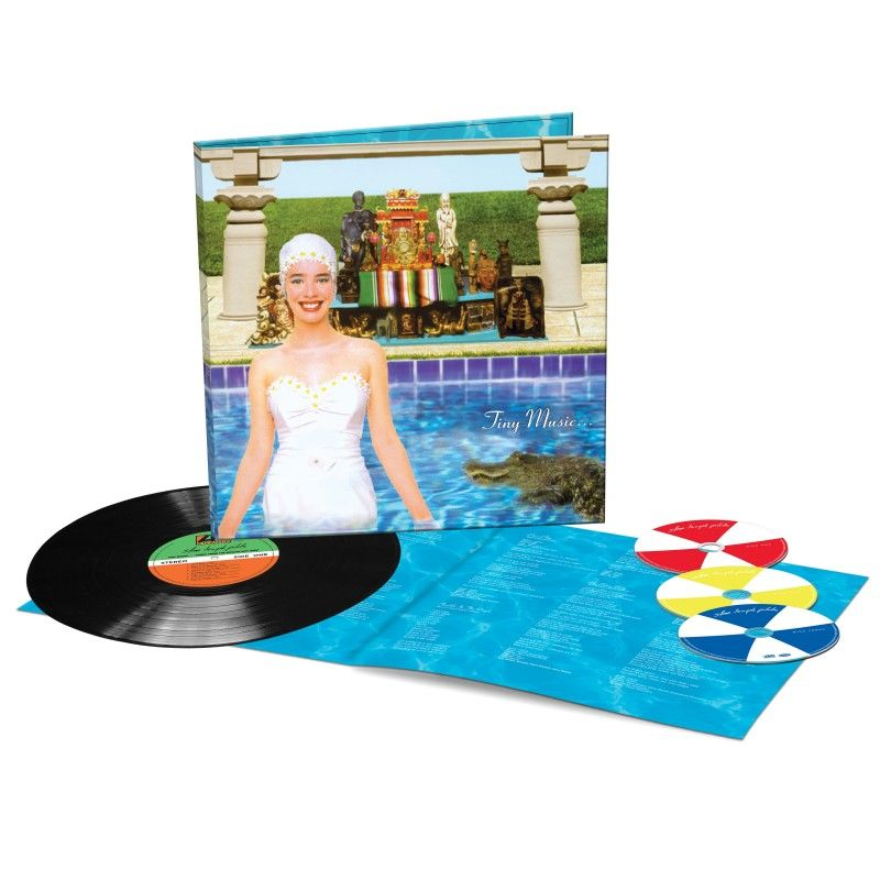 Stone Temple Pilots - Tiny Music…From The Vatican Gift Shop Super Deluxe Edition 1LP/3CD
