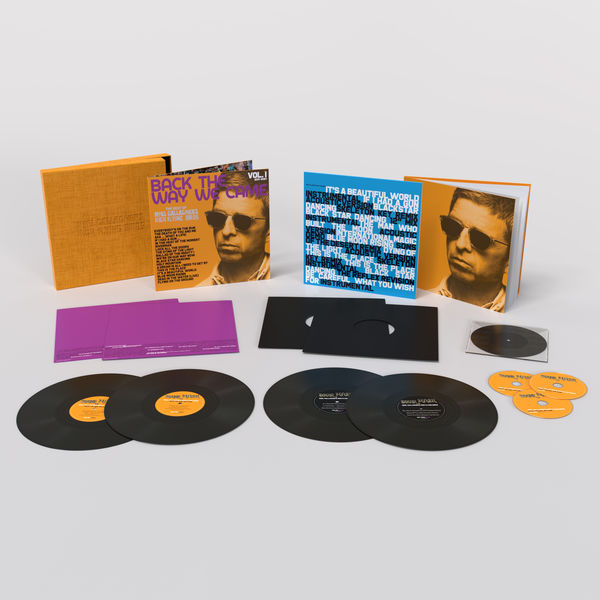 Noel Gallagher's High Flying Birds - Back The Way We Came: Vol. 1 (2011 - 2021) Limited Edition Deluxe Boxset